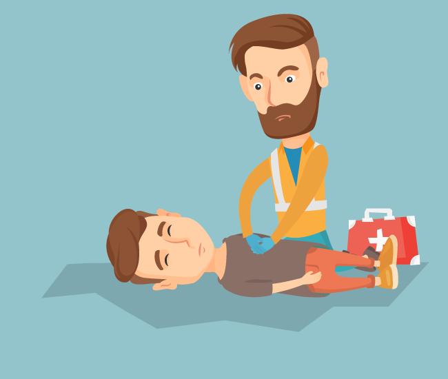 CPR Chest Compression Depth