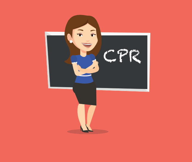 CPR Classes for Training Professionals